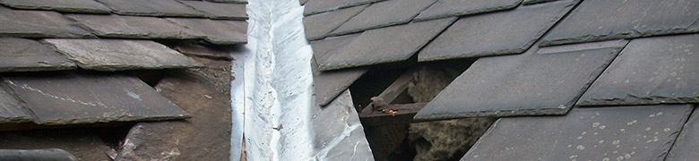 Repairs to roofs