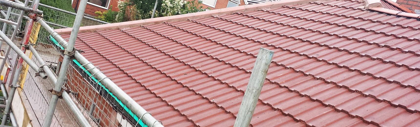Leicester roofing