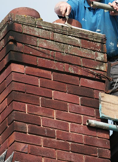 Leicester chimney flashing experts